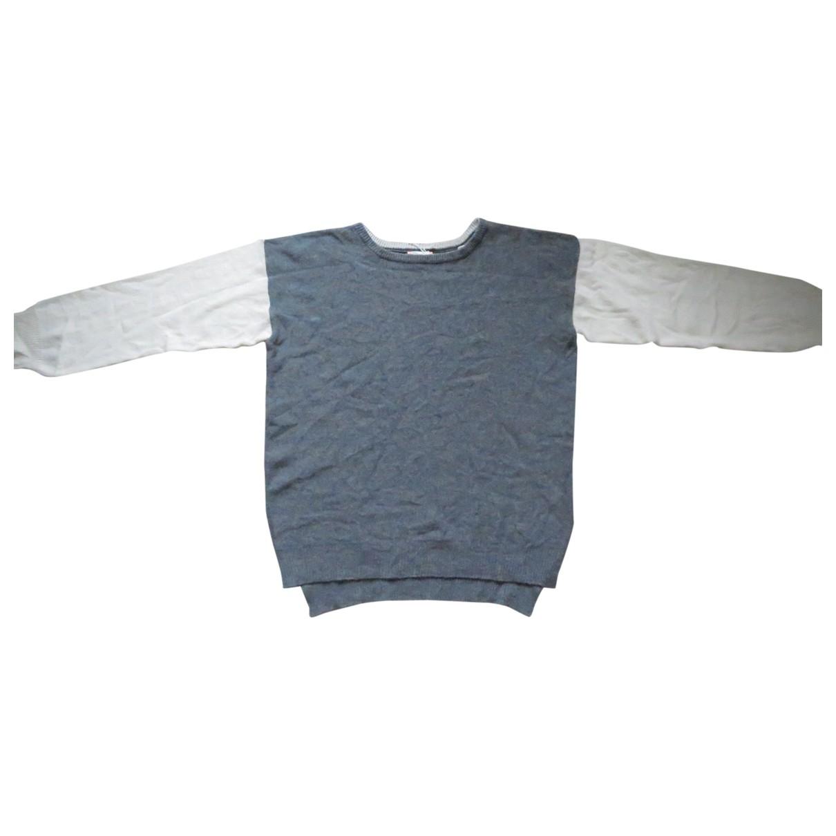 Chinti & Parker - Pull   pour femme en cachemire - gris