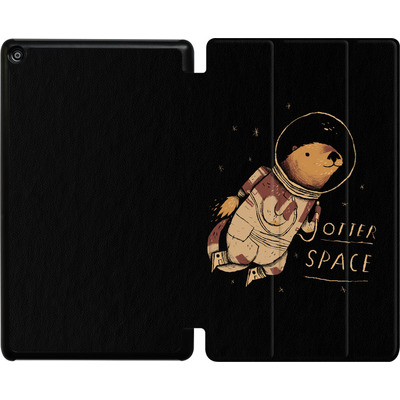 Amazon Fire HD 8 (2018) Tablet Smart Case - Otter Space von Louis Ros