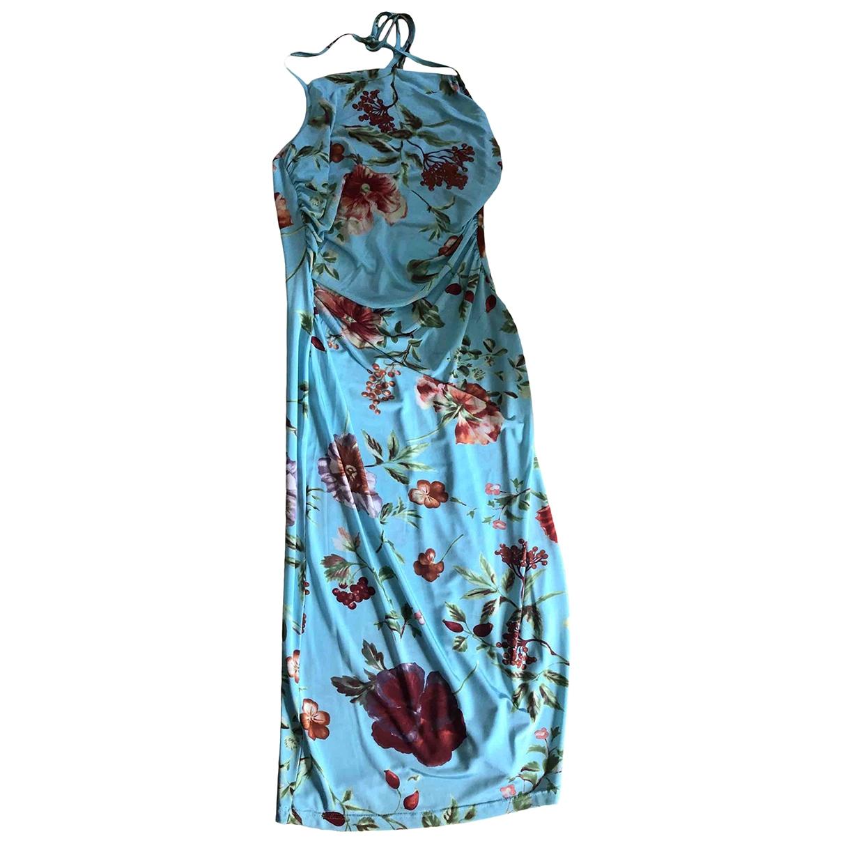 Kenzo - Robe   pour femme - turquoise