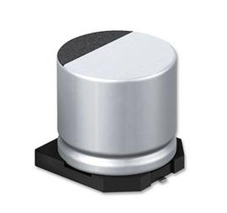 Panasonic 330μF Electrolytic Capacitor 35V dc, Surface Mount - EEEFT1V331GP (5)