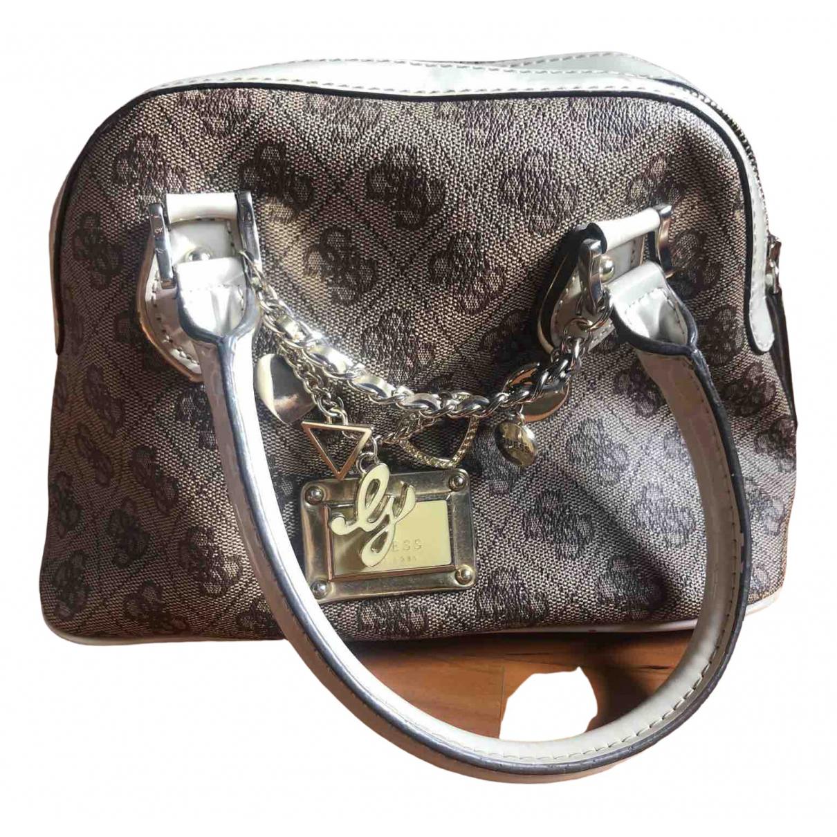 Guess \N Beige handbag for Women \N