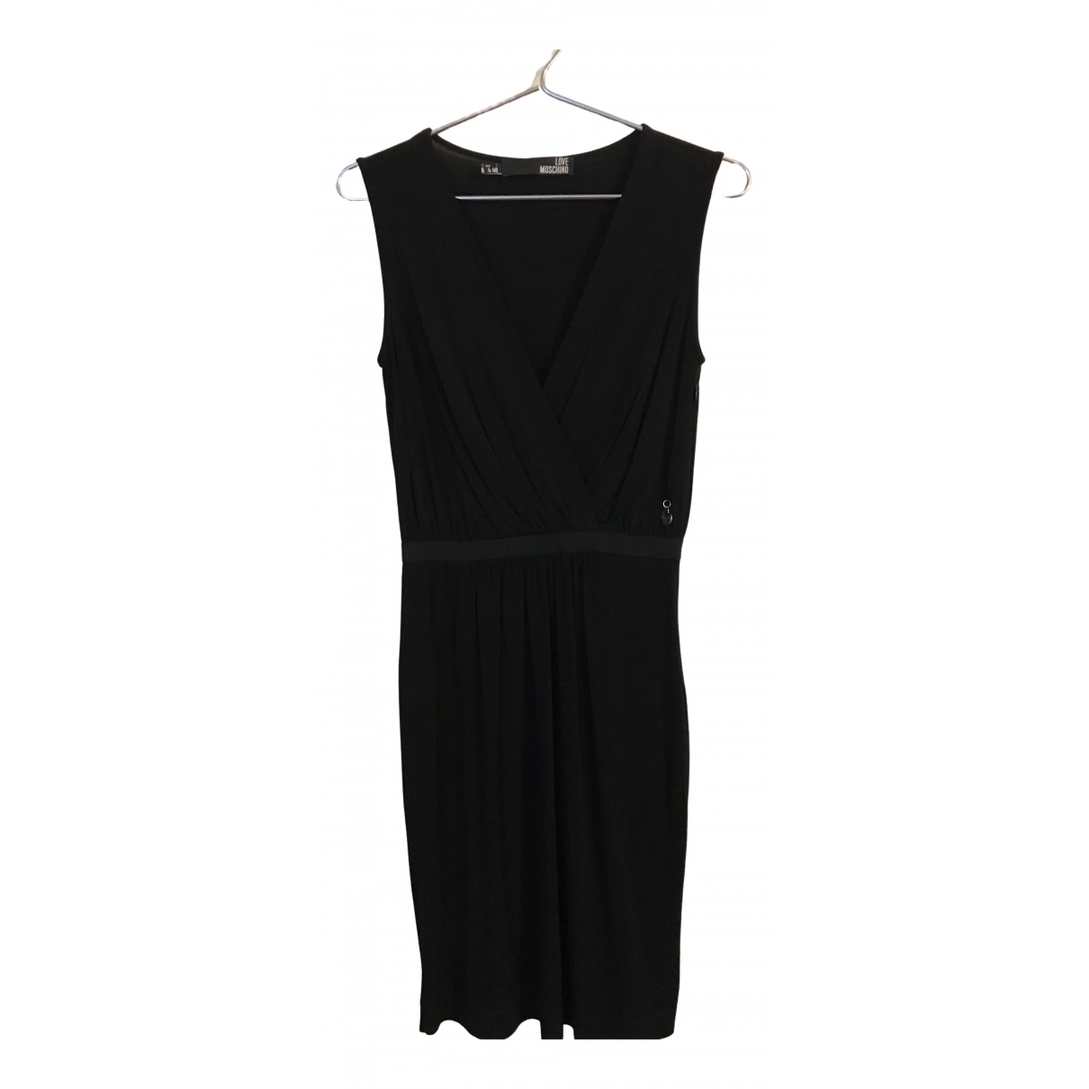 Moschino Love \N Black dress for Women 36 FR