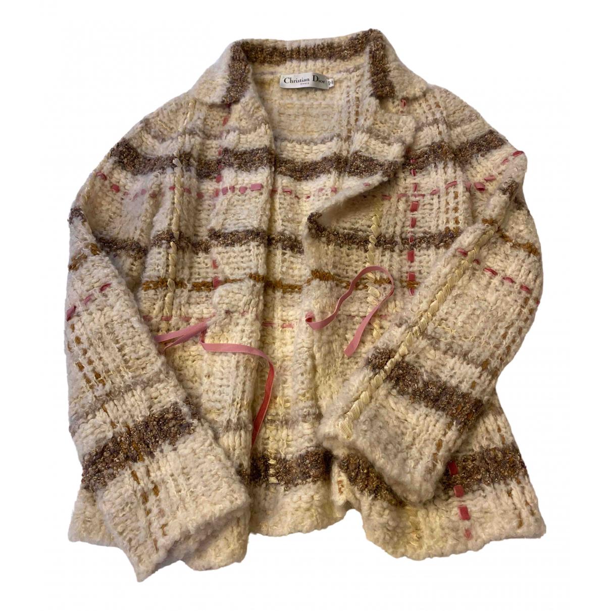 Blazer Tweed Dior