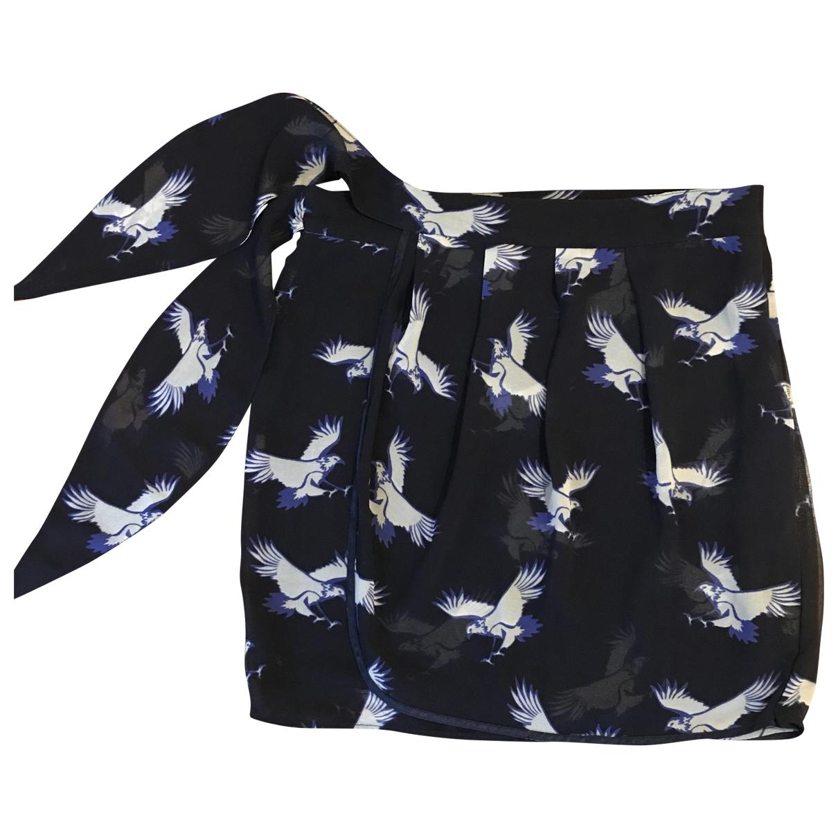 Zara \N Navy skirt for Women S International