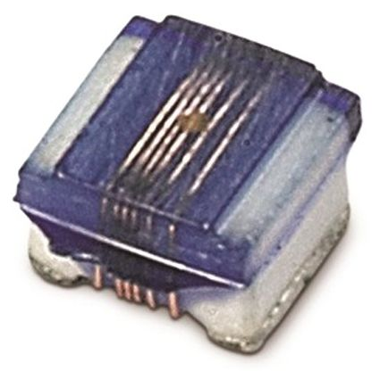 Wurth Elektronik Wurth, WE-KI, 0603 (1608M) Wire-wound SMD Inductor with a Ceramic Core, 27 nH ±5% Wire-Wound 600mA Idc Q:40 (10)