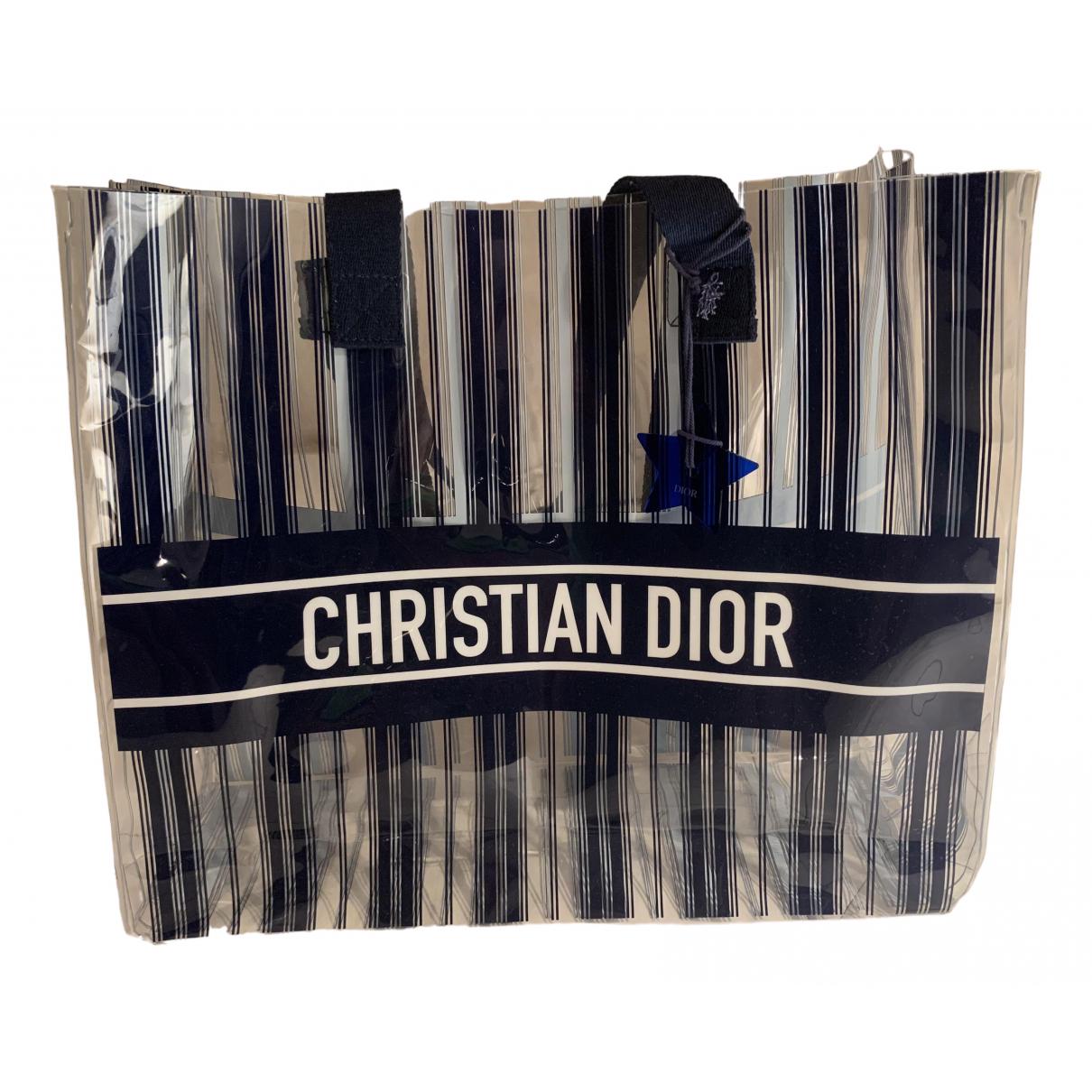 Dior N Navy handbag for Women N