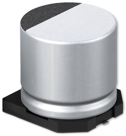 Panasonic 150μF Electrolytic Capacitor 25V dc, Surface Mount - EEEFKE151XSP (20)