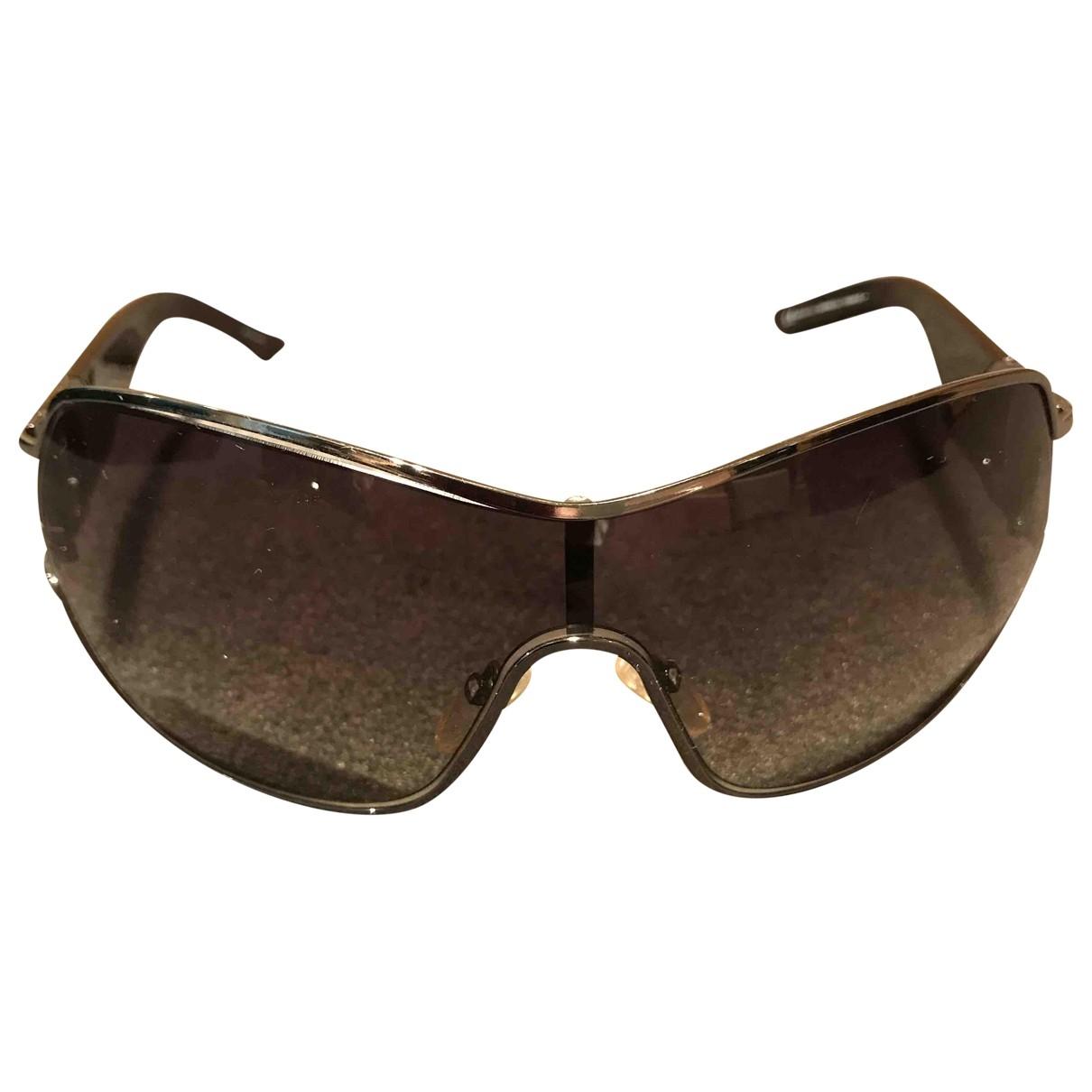Dior \N Metallic Metal Sunglasses for Women \N