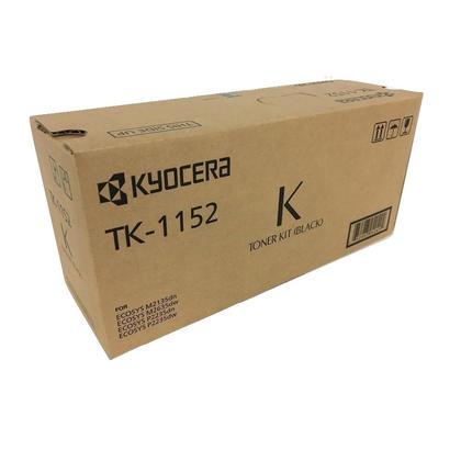 Kyocera Mita TK-1152 1T02RV0US0 Original Black Toner Cartridge