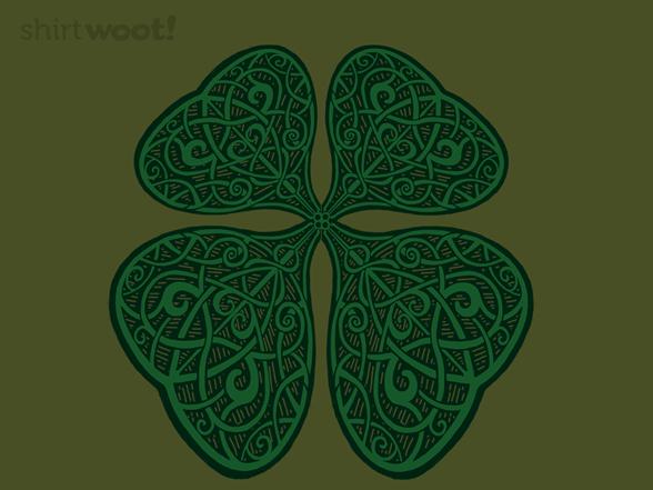 Celtic Luck T Shirt