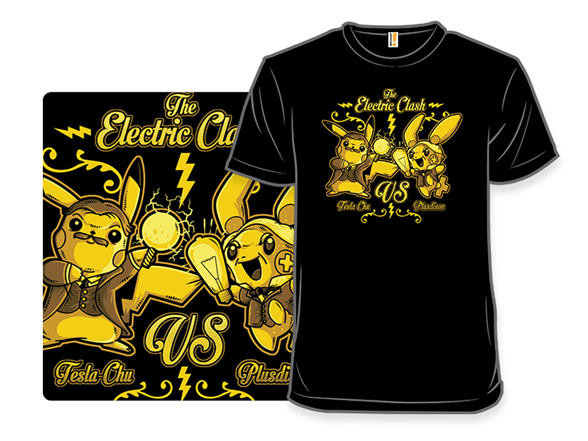 The Electric Clash T Shirt