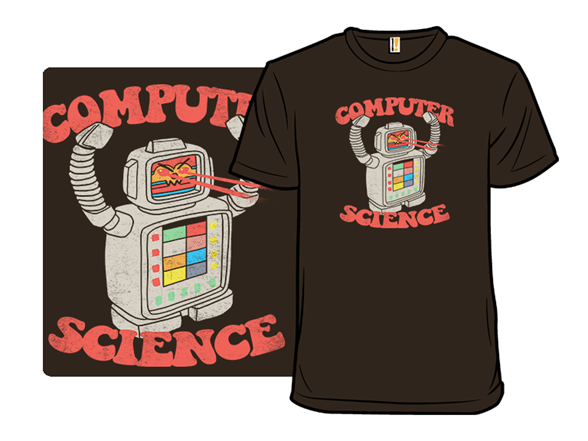 Computer Science T Shirt