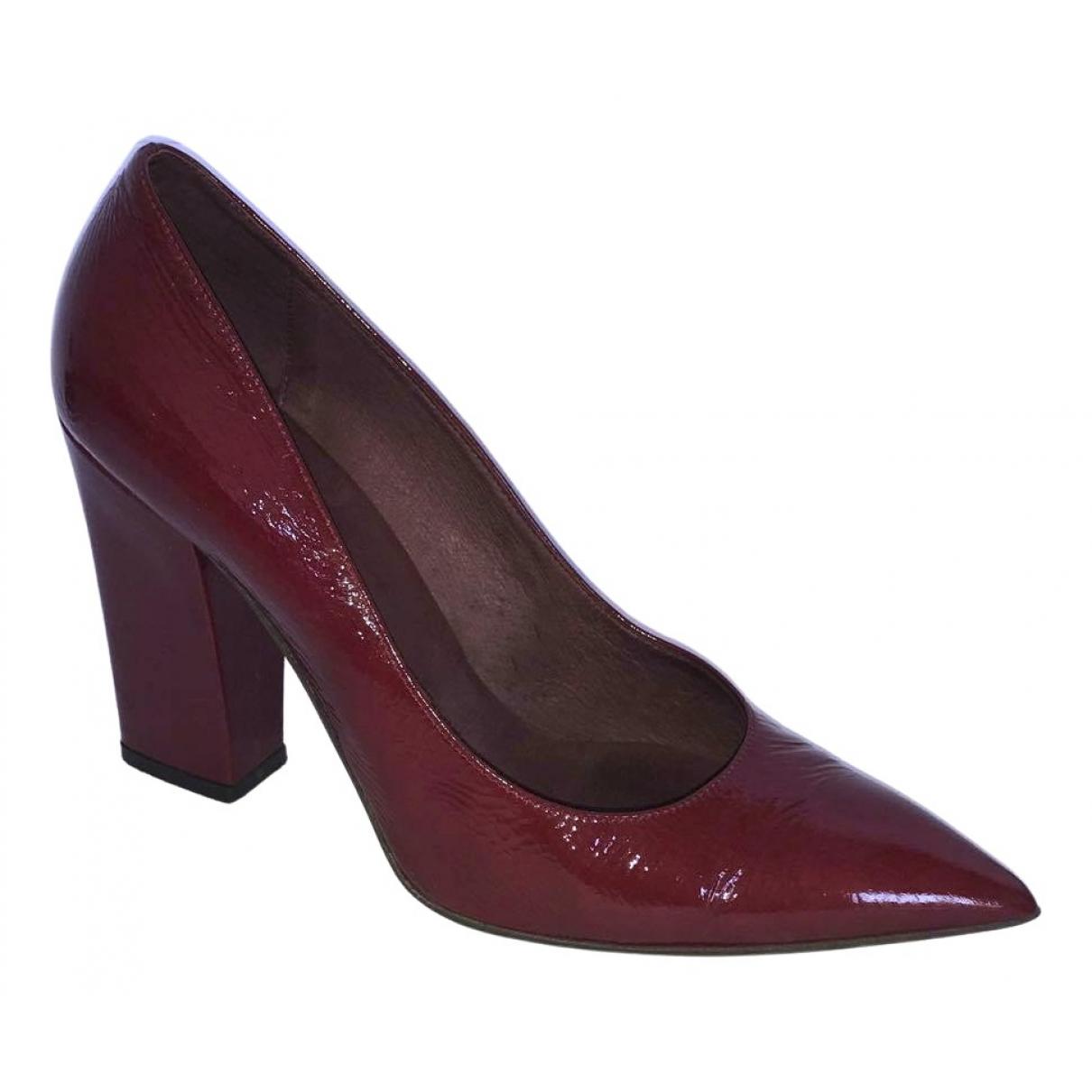 Aniye By - Escarpins   pour femme en cuir verni - rouge