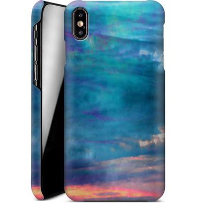 Apple iPhone XS Max Smartphone Huelle - Ocean Sky von Amy Sia
