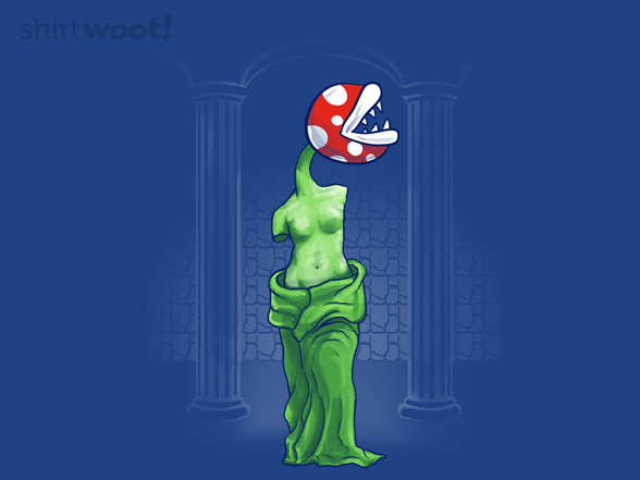 Venus De Pipe T Shirt