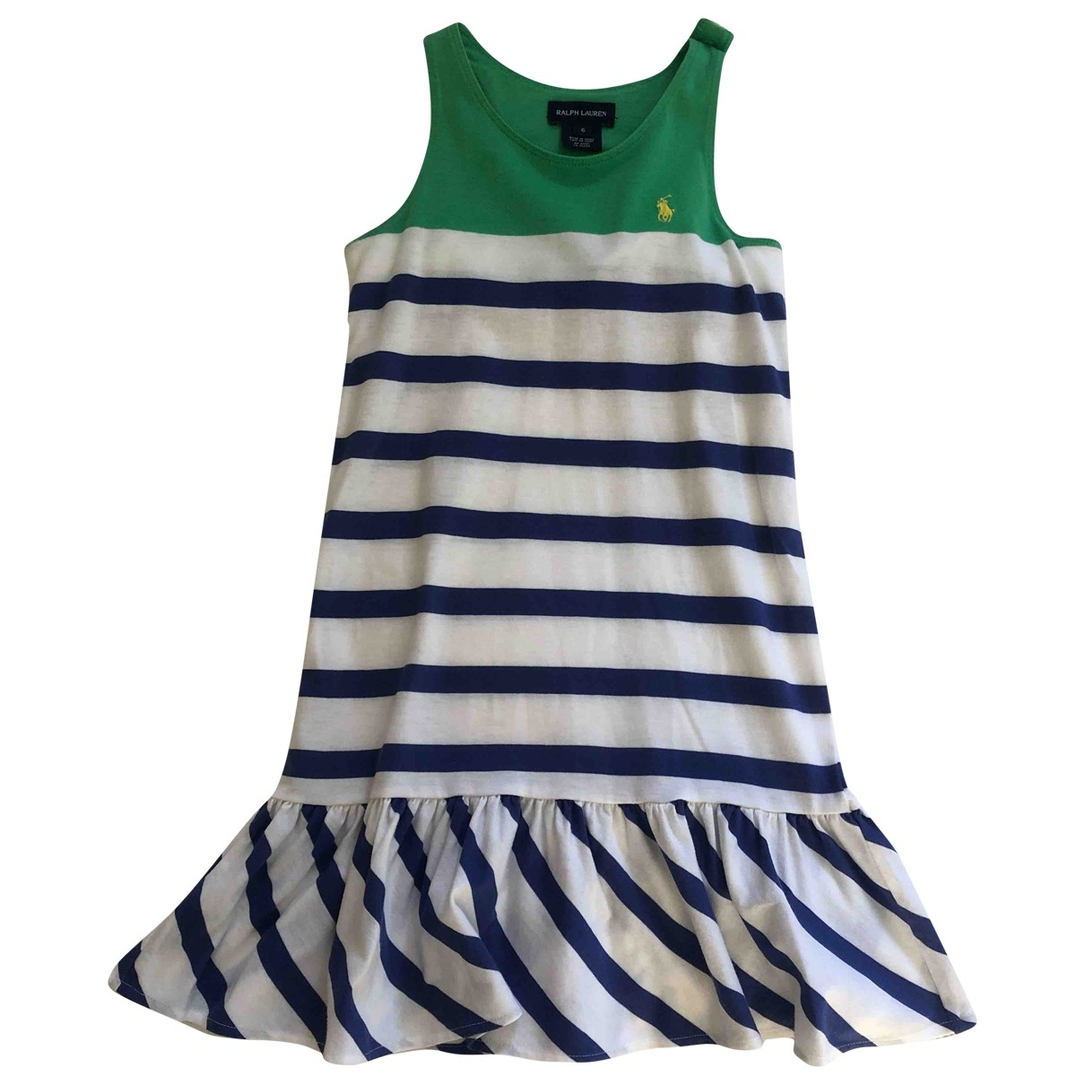 Ralph Lauren \N Multicolour Cotton dress for Kids 6 years - up to 114cm FR
