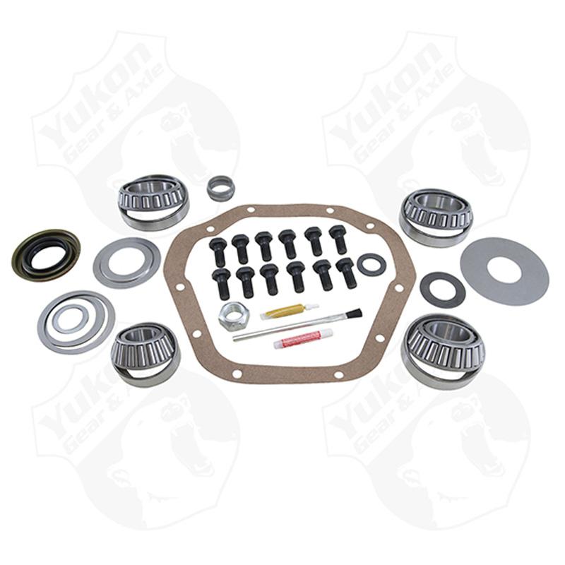 Yukon Master Overhaul Kit Dana 60 And 61 Rear Yukon Gear & Axle YK D60-R