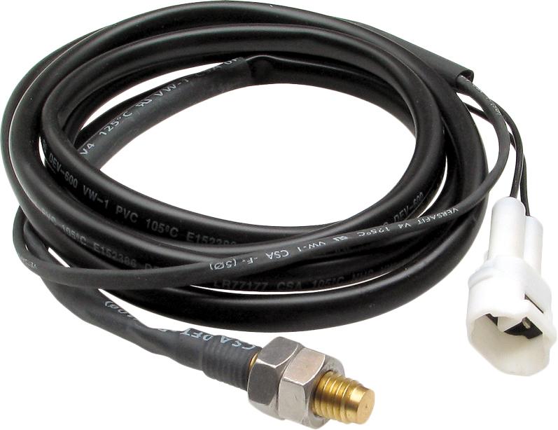 Motion Pro 10-0104 Black Vinyl Speedo Cable 10-0104