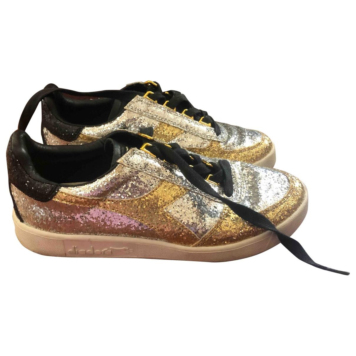 Diadora Heritage \N Sneakers in  Bunt Mit Pailletten