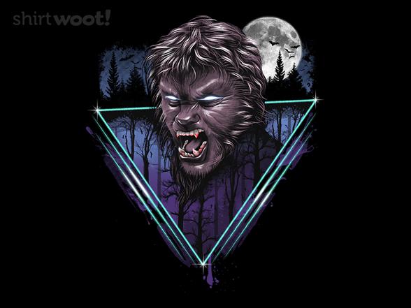 Rad Wolfman T Shirt