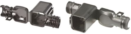 Deutsch , DT Right Angle Female 8 Way Backshell for use with Automotive Connectors (5)