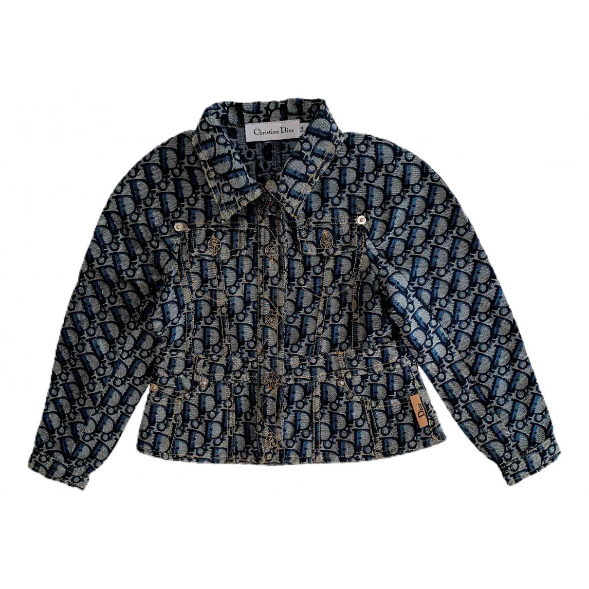 Dior \N Blue Denim - Jeans jacket & coat for Kids 6 years - until 45 inches UK