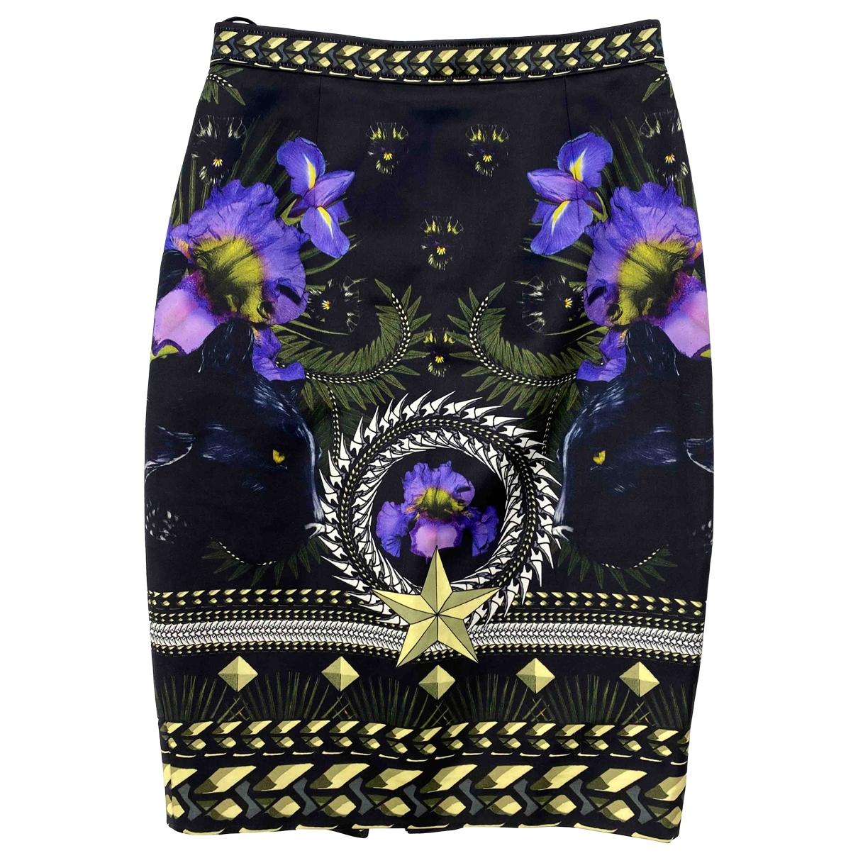 Givenchy \N Rocke in  Schwarz Baumwolle