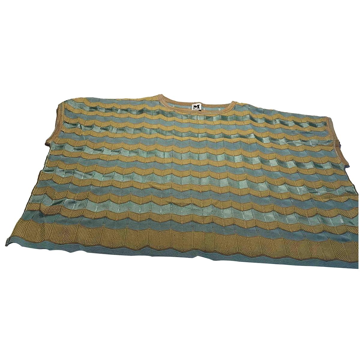 M Missoni \N Multicolour Cotton  top for Women 42 IT