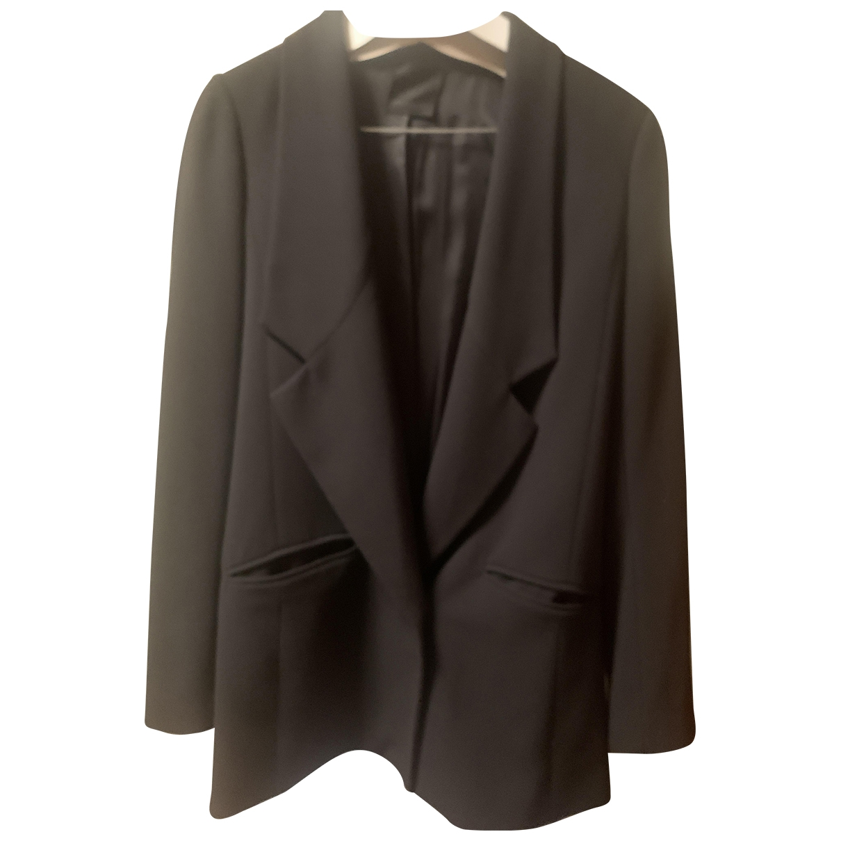 Pinko \N Black jacket for Women 44 IT