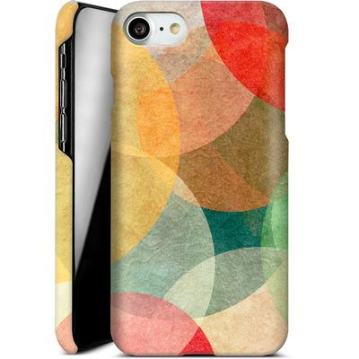 Apple iPhone 8 Smartphone Huelle - The Round Ones von Georgiana Teseleanu