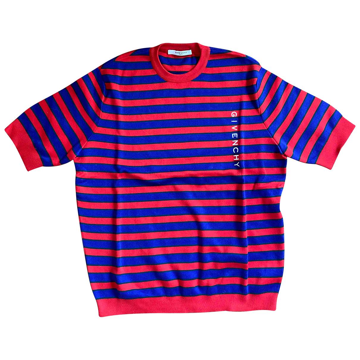 Givenchy - Top   pour femme en coton - multicolore