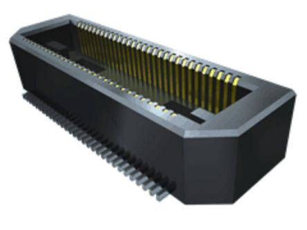 Samtec , BTH, 60 Way, 2 Row, Straight PCB Header (96)