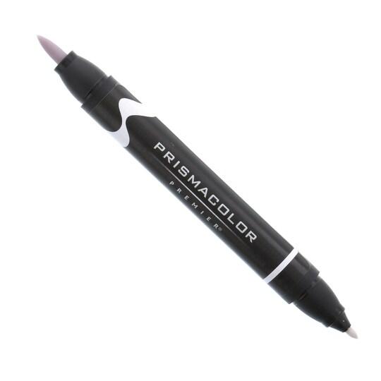 Prismacolor® Premier® Brush/fine Art Marker, Blacks/grays/whites in Pb 99 Warm Grey 10   Michaels®