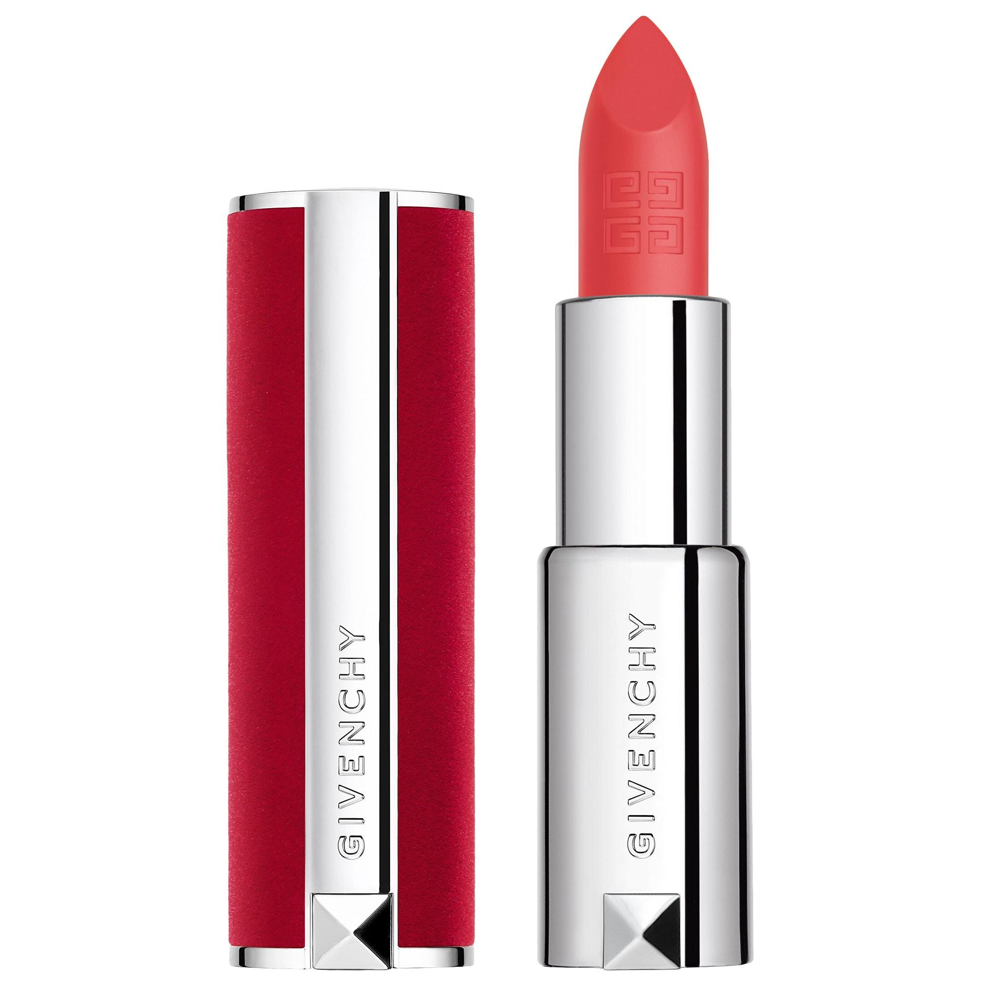 Le Rouge Deep Velvet Lipstick - 33 Orange Sable