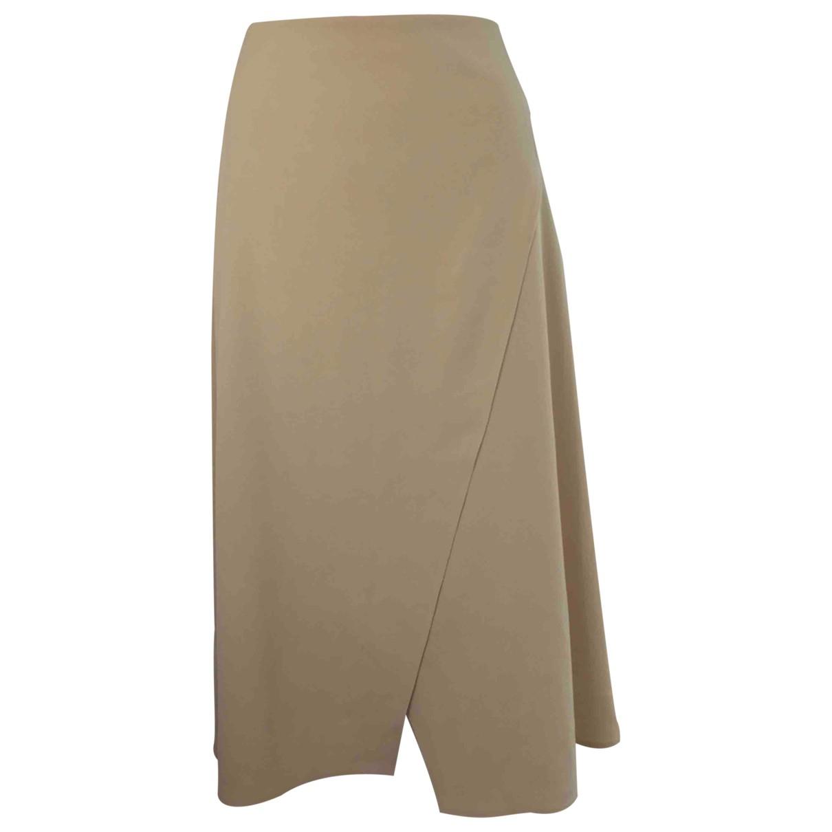 Falda midi de Lana Ralph Lauren Collection