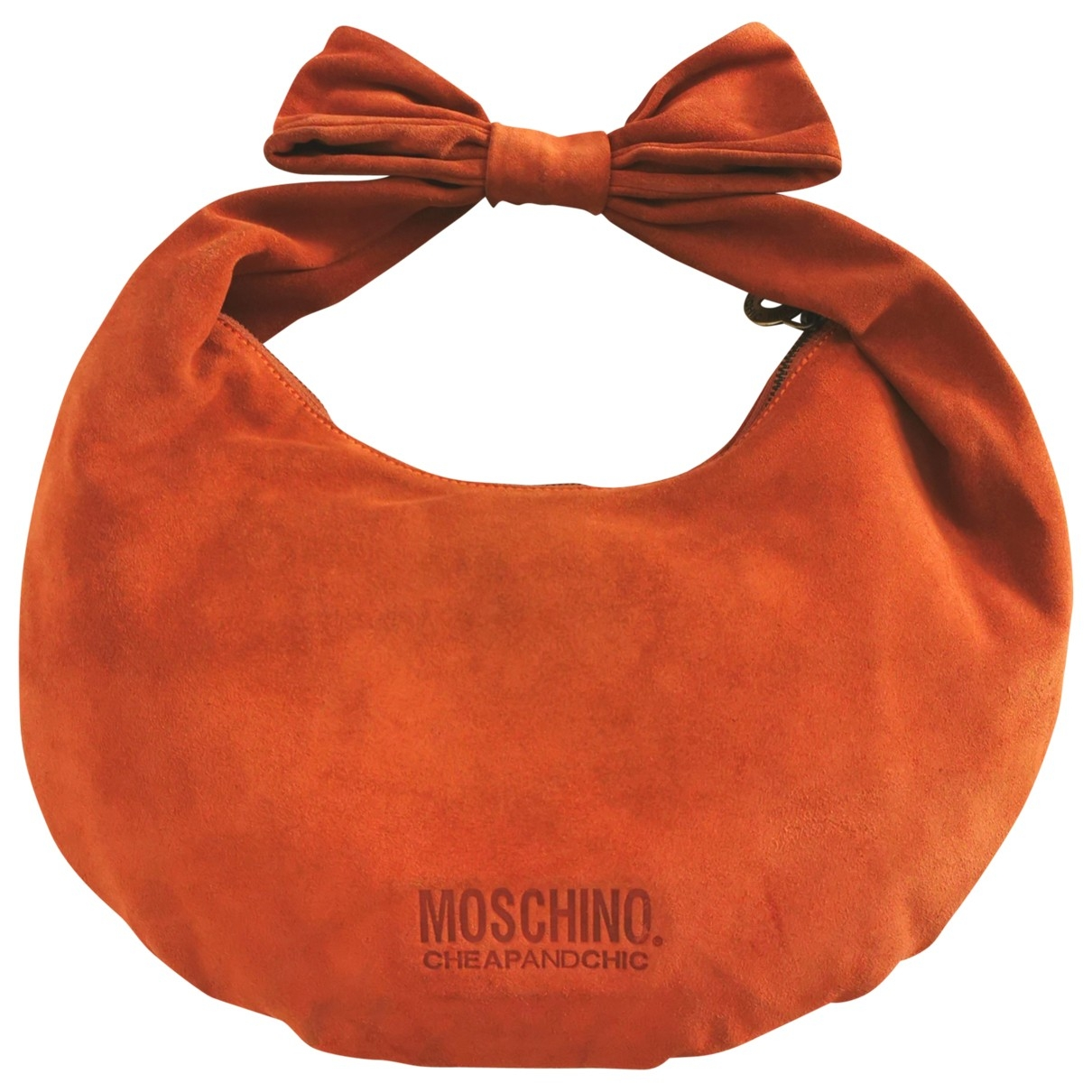 Moschino Cheap And Chic \N Suede handbag for Women \N