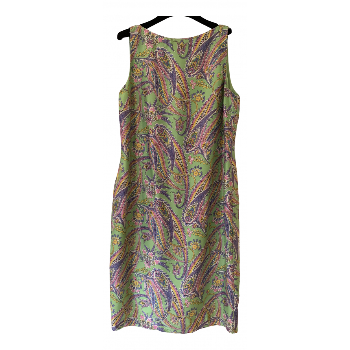 Lauren Ralph Lauren - Robe   pour femme en soie - multicolore