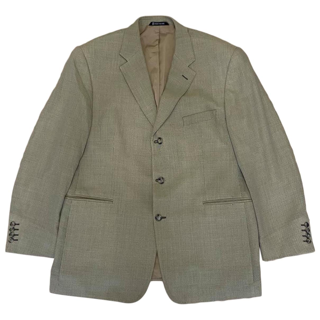 - Vestes.Blousons   pour homme en laine - multicolore