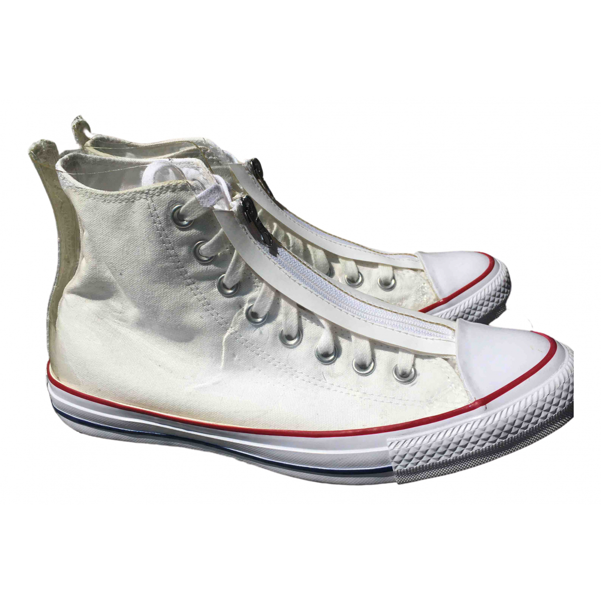 Converse \N White Trainers for Women 40 EU