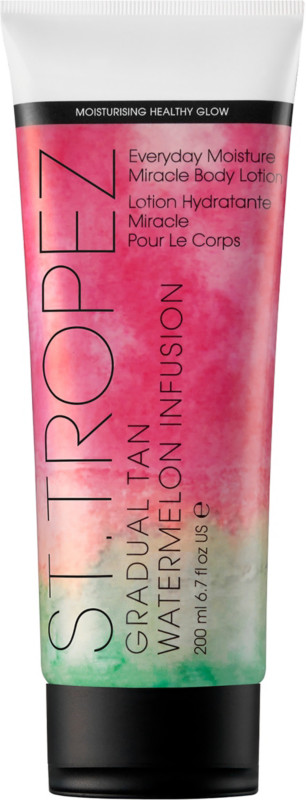 Gradual Tan Watermelon Infusion Everyday Moisture Miracle Body Lotion