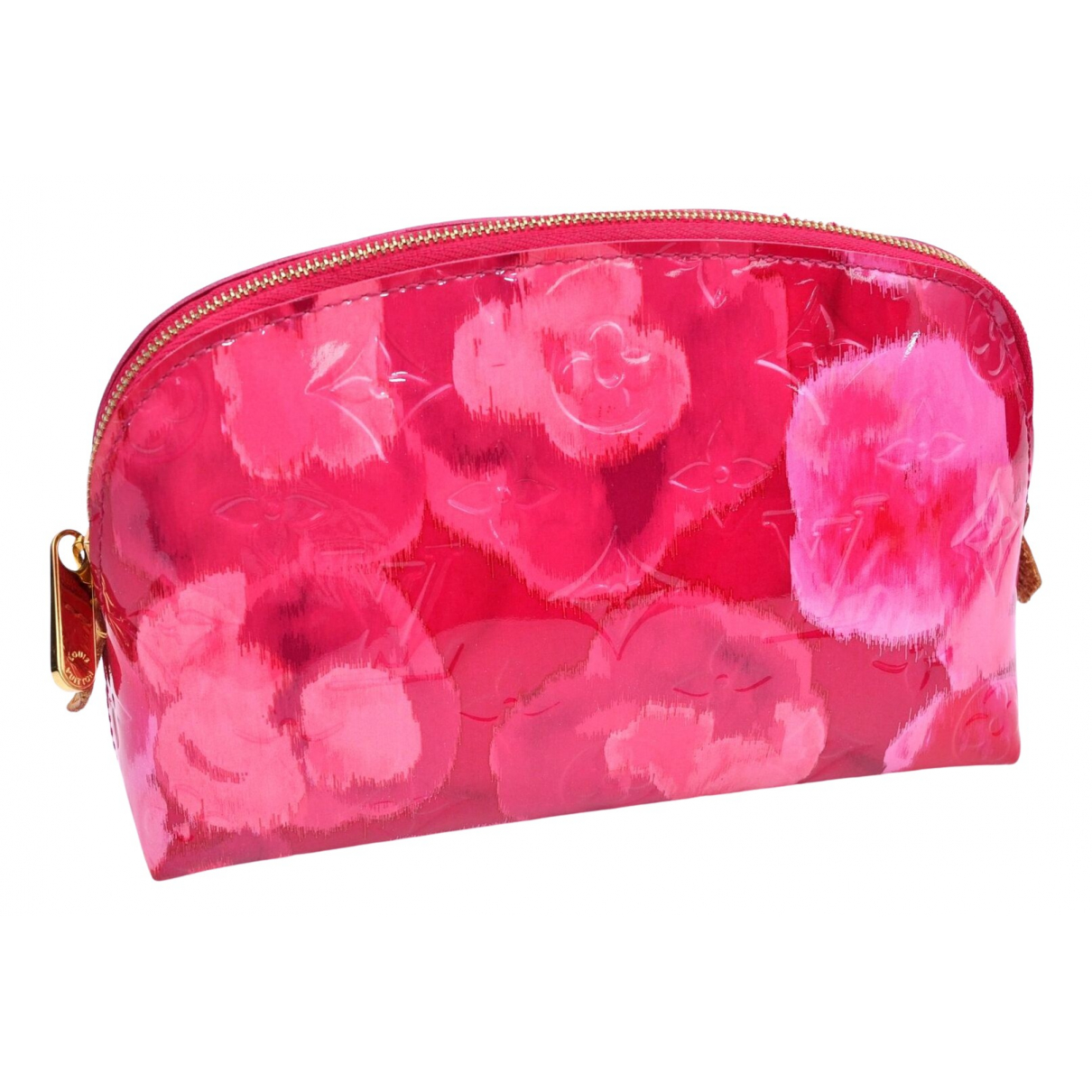 Louis Vuitton \N Pink Patent leather Clutch bag for Women \N