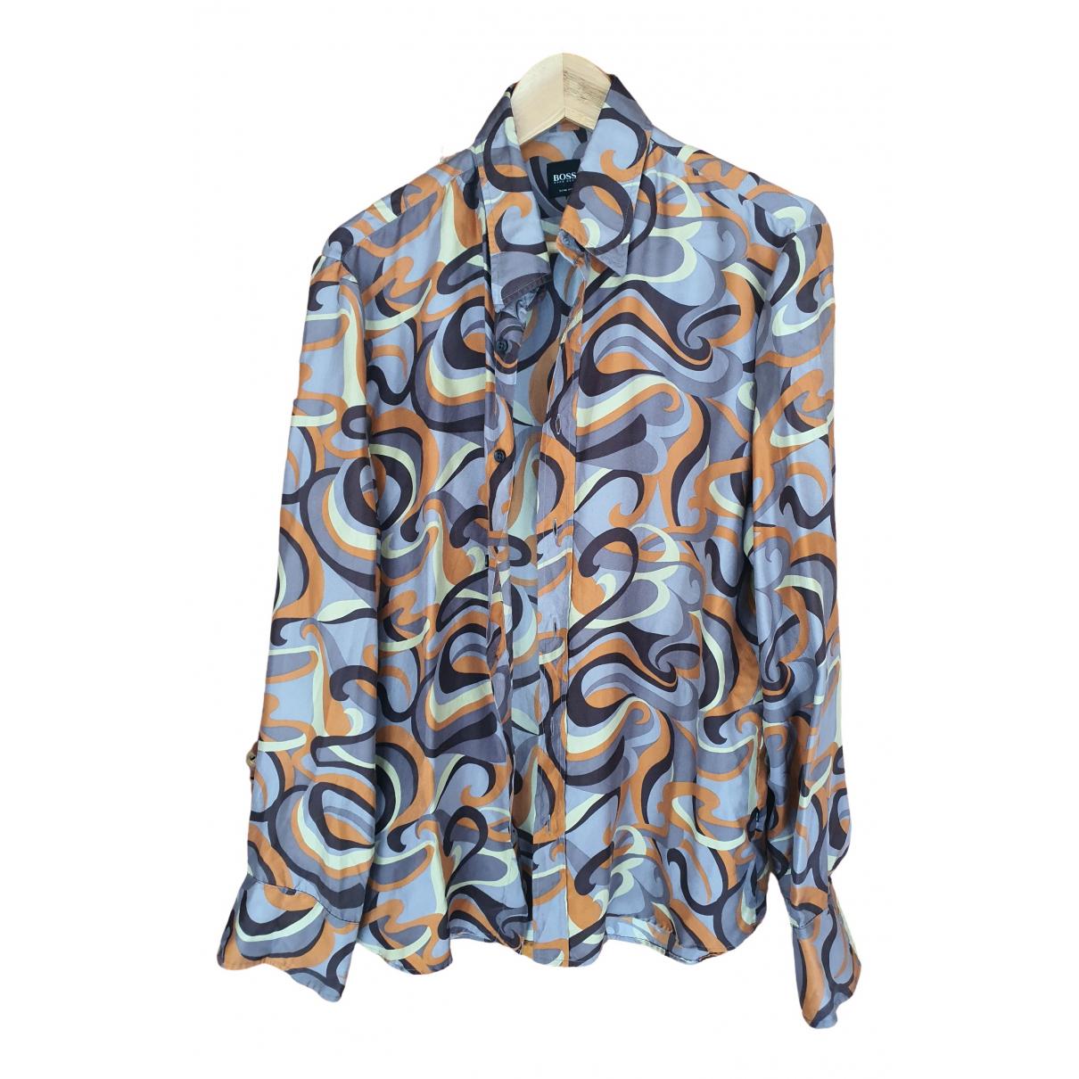 Camisas de Seda Boss