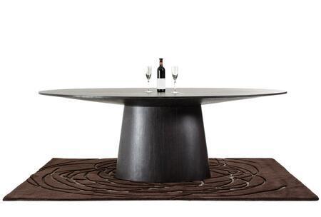 VGBBMD510-WNG Modrest Stepford Modern Wenge Oval Dining