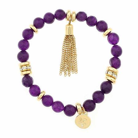 Liz Claiborne Jewelry Set, One Size , Purple