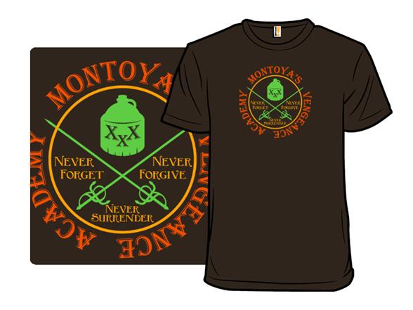 Vengeance Academy T Shirt