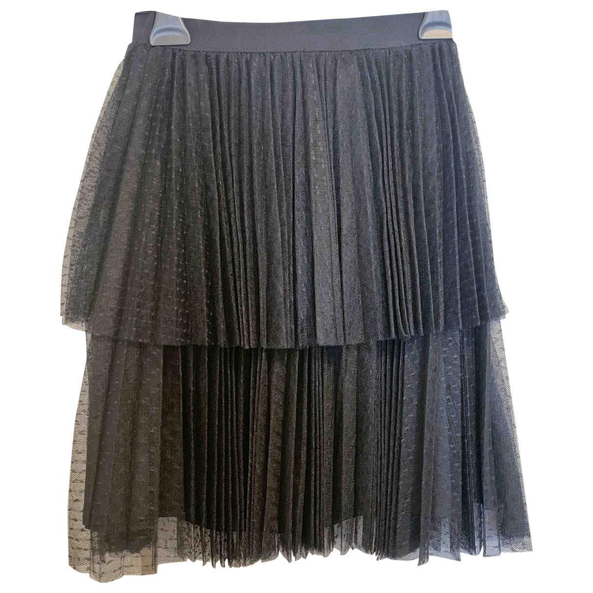 Tara Jarmon \N Black skirt for Women 34 FR