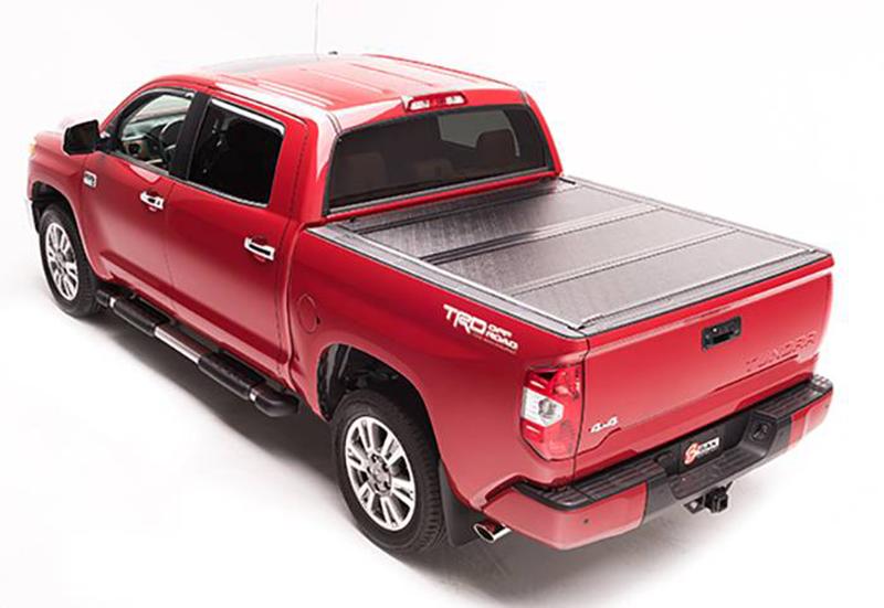 BAK Industries 226203RB BackFlip G2 Hard Folding Tonneau Cover 6 4 Bed w/Ram Box Dodge Ram 12-17