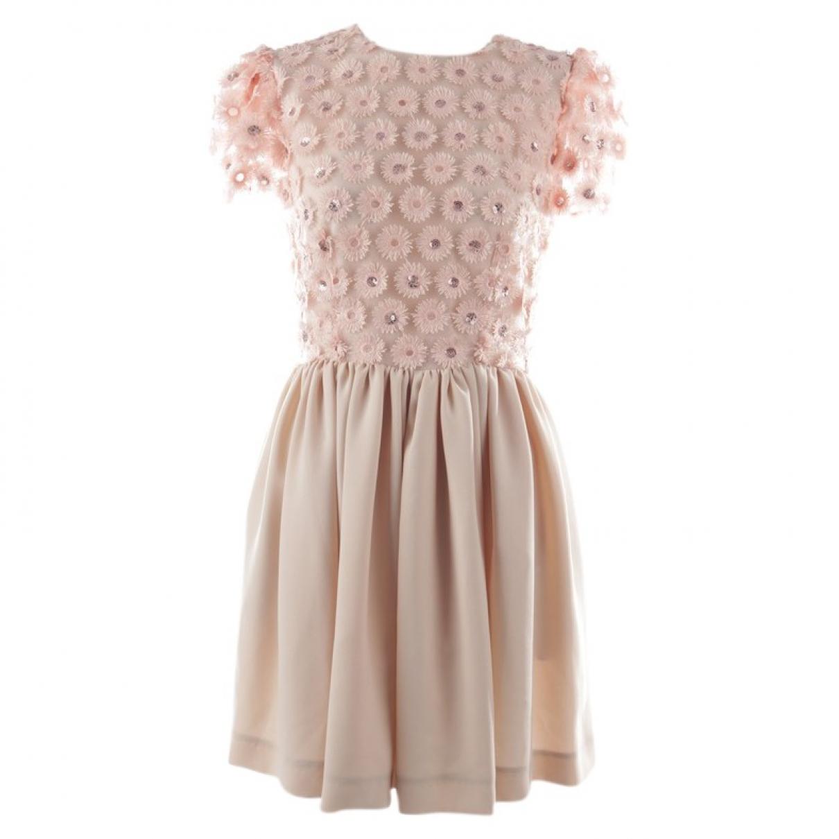 Sly010 \N Kleid in  Rosa Synthetik