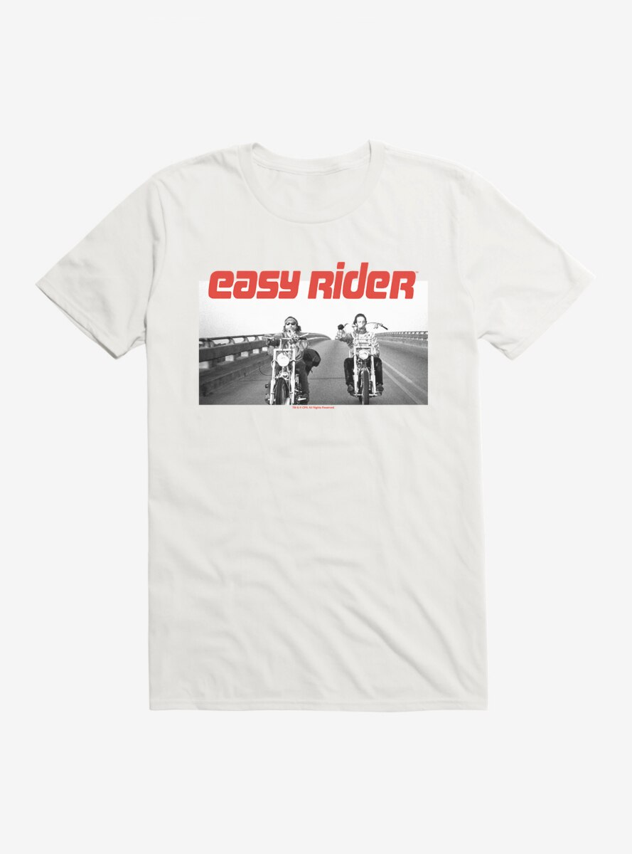 Easy Rider Road Riding T-Shirt