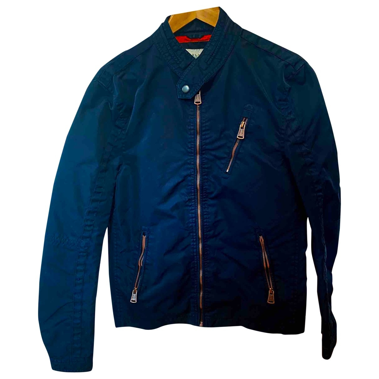 Non Signé / Unsigned \N Blue jacket  for Men S International